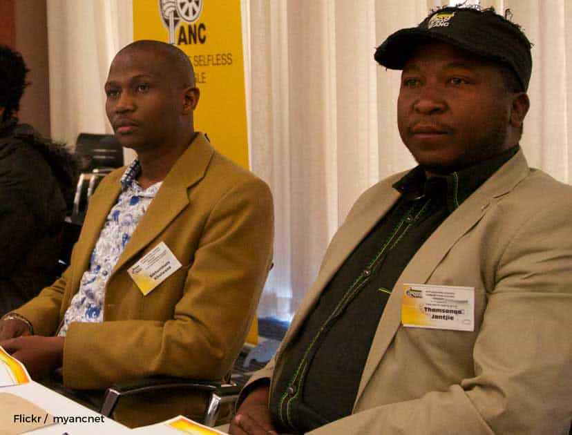 The ANC's Whitewash of Thamsanqa Jantjie
